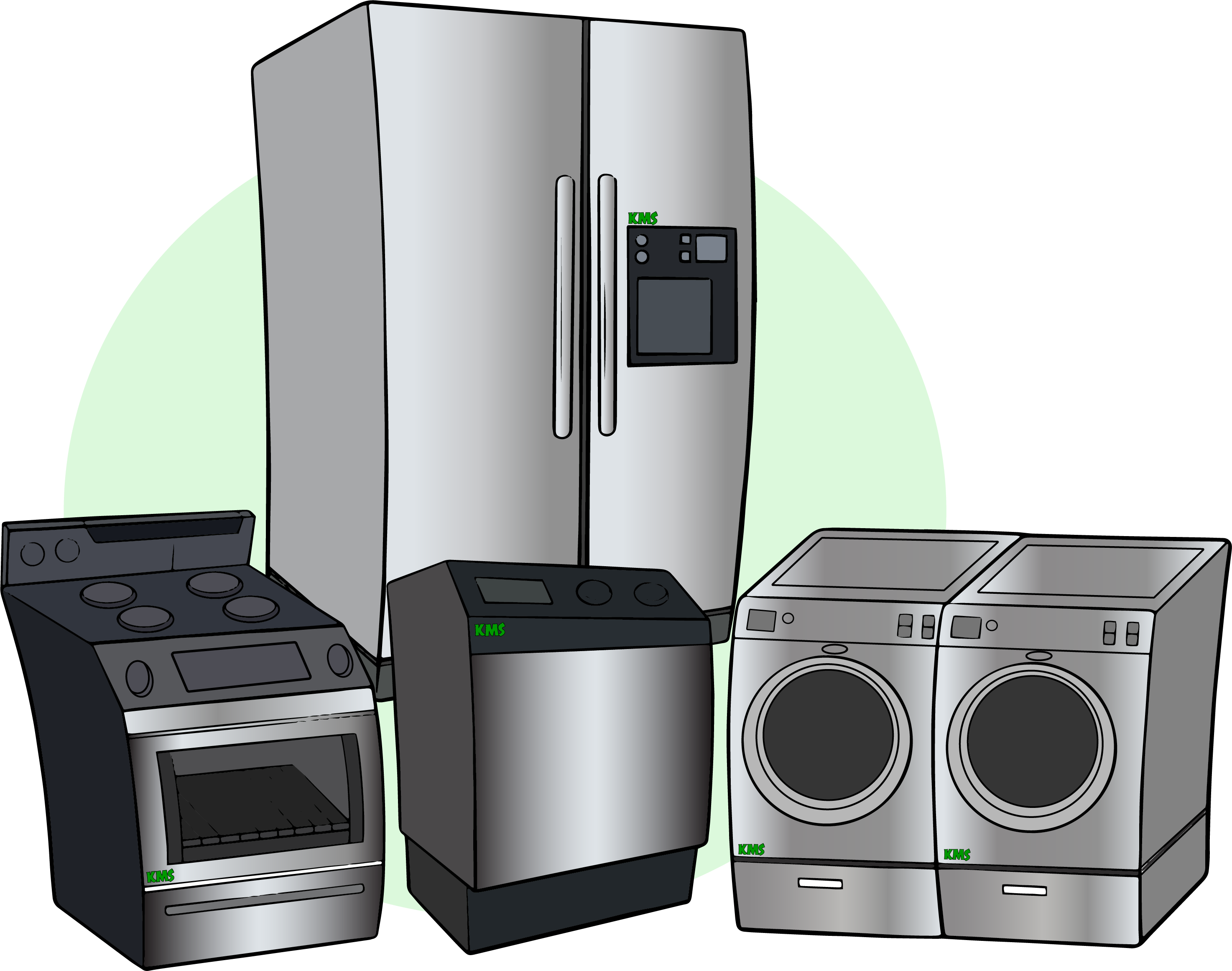Appliance Repair & Parts Montreal and Laval